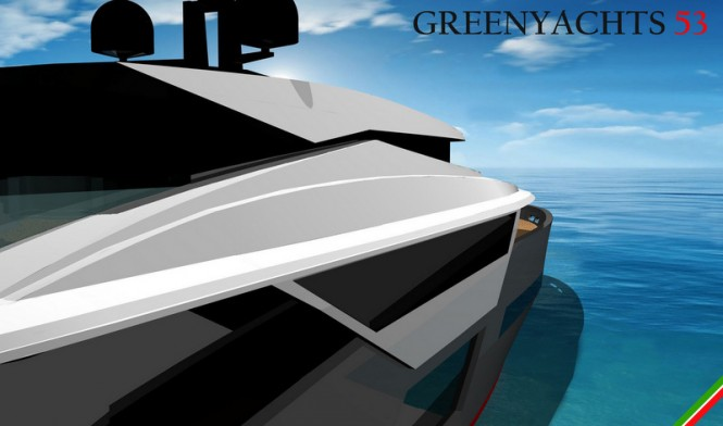 New Green Yachts LGH 53 Hybrid superyacht concept