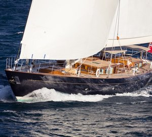 Two World Superyacht Awards 2013 for PUMULA Yacht with interior design by Rhoades Young