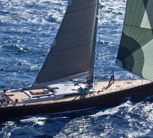 Southern Wind's SW94 yacht WINDFALL and SW100 superyacht CAPE ARROW to attend Loro Piana Superyacht Regatta 2013