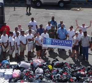 YachtAid Global chosen as Charitable Partner of Newport Charter Yacht Show for Second Year