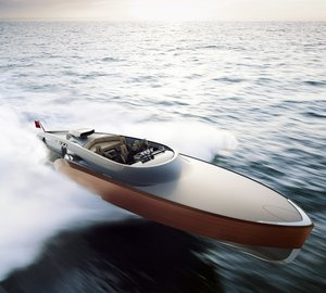 Green Marine to build new Aeroboat yacht tender/luxury day boat designed by Claydon Reeves