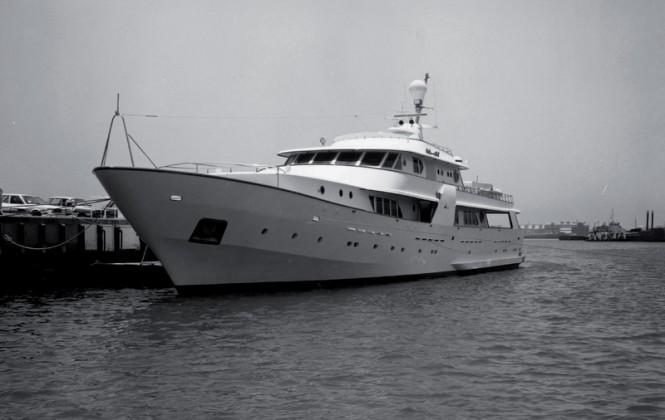 1978 47m superyacht Fath Al Khair