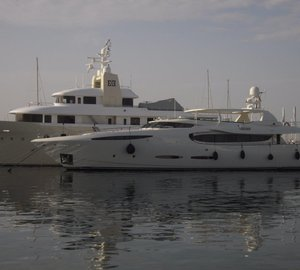 AES Shipyard completes major refit of motor yacht PHOENIX