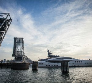 65m Palmer Johnson Yacht Lady M (PJ2101, Project Stimulus) on her sea trial - Photo credit to Chris Miller Photography