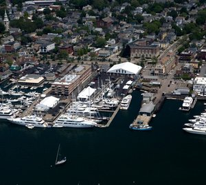 Newport Charter Yacht Show 2013 to exhibit Exquisite Charter Yachts in less than one month