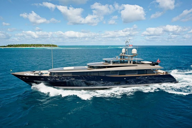 Alloy Yacht Loretta Anne