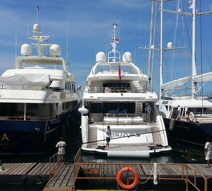 Indo Yacht Support (IYS) announces a great success of new & improved Big Boat Quay superyacht facility in Bali