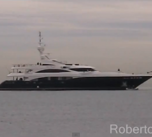 Video of the 54m Benetti motor yacht Lady Michelle