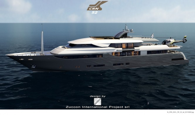 CRN 52m Classic Yacht
