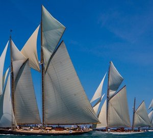 A very successful 14th Argentario Sailing Week - second round on Panerai Classic Yachts Challenge Mediterranean Circuit
