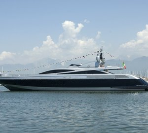 New Owning Company for Codecasa 45s Hull F72 motor yacht Framura 2 to be renamed TENSHI Yacht