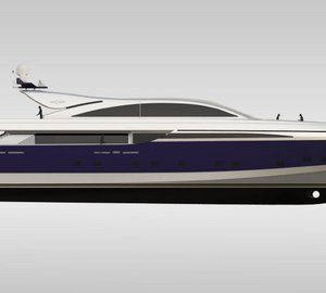 Codecasa 50s Yacht FRAMURA 3 launched by Codecasa Shipyards