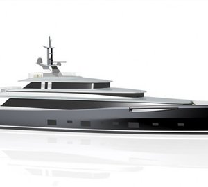 46m Feadship yacht Hull 689 by Dubois Naval Architects