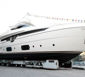 Ferretti Group Days 2013 to be marked by premiere of Ferretti 960 Yacht