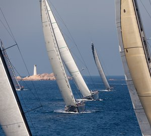 Loro Piana Superyacht Regatta 2013: My Song, Salperton and Bequia Yachts win after Race Two