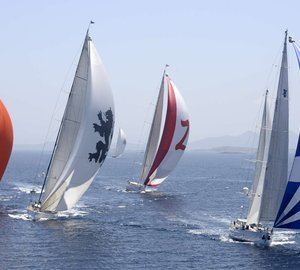 Sailing yacht GENEVIEVE wins Dubois Cup 2013