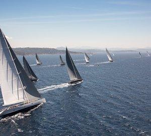 Loro Piana Superyacht Regatta 2013: Overall victory for charter yacht SALPERTON IV