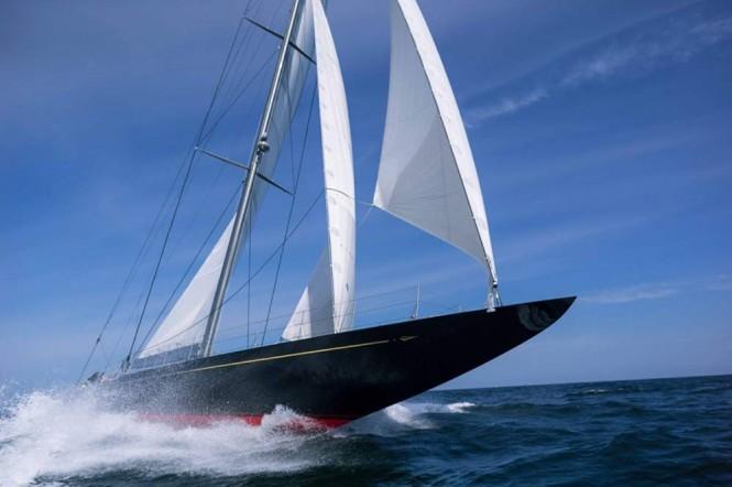 Holland Jachtbouw sailing yacht Rainbow