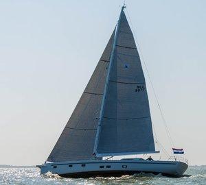 New sailing yacht Jozina Johanna (Aelicia) by Jachtbouw Vels completes sea trials