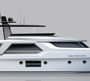New OceanClass motor yacht Project OceanClass 88