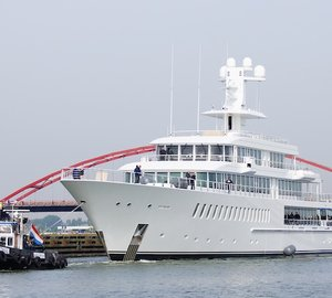 Images of MUSASHI yacht by Feadship