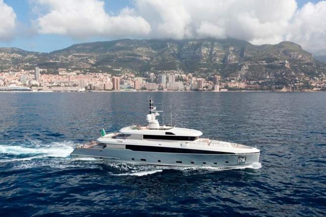 Luxury motor yacht Aslec 4