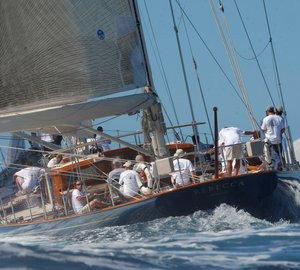 Superyacht Cup Palma 2013 to kick off in just over a week
