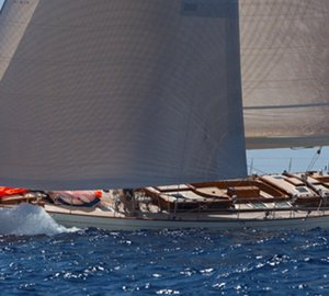 Superyacht Cup Palma 2013: Day 4 - Overall Victory for Heartbeat Yacht