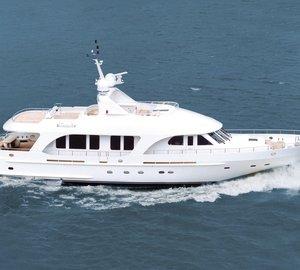 Moonen 84 motor yacht ELEONORA sold