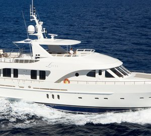 Moonen 97 motor yacht LIVIA sold