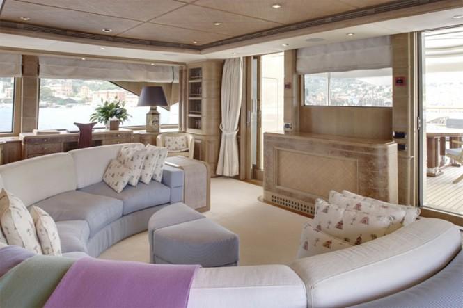 Motor Yacht JO - Sky Lounge