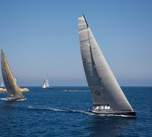 Loro Piana Superyacht Regatta 2013: Day 1 won by sailing yachts MY SONG, VIRTUELLE and BEQUIA