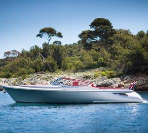 New Osprey 38 yacht tender introduced by Wajer & Wajer