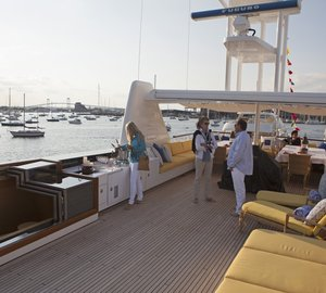Another successful edition of Newport Charter Yacht Show
