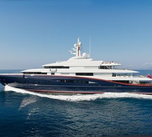 ShowBoats Design Award 2013 for Oceanco mega yacht NIRVANA