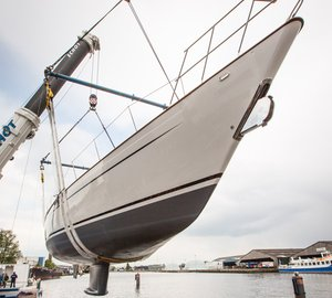 MCM present at re-launch of newly refitted sailing yacht WAVELENGTH (ex BooToo)