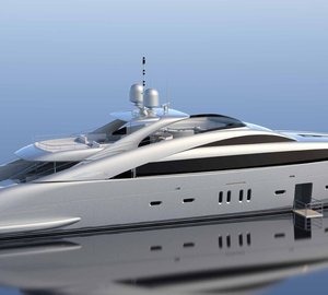 First ground-breaking hybrid motor yacht ISA 140' sold by ISA