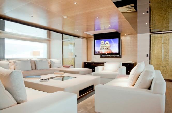 Rossinavi Yacht Aslec 4 - Interior
