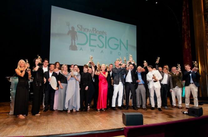 ShowBoats Design Awards 2013 Winners