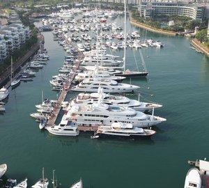 Singapore Yacht Show 2014 Dates revealed