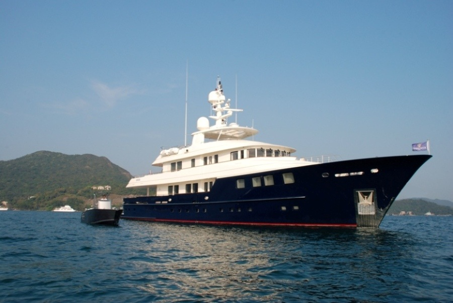 42m superyacht STAR by Kingship