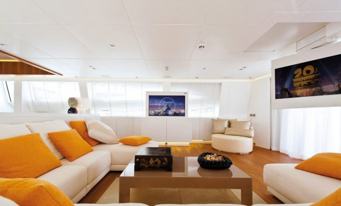 Superyacht Diamond by AB Yachts - Interior