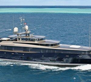 Multi-award winning LORETTA ANNE Yacht by Alloy Yachts