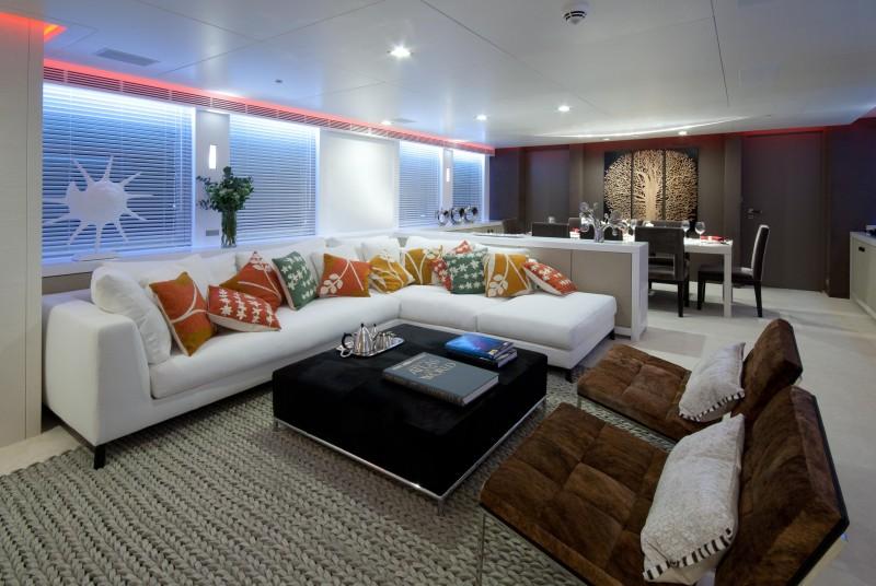 Superyacht STAR - Interior