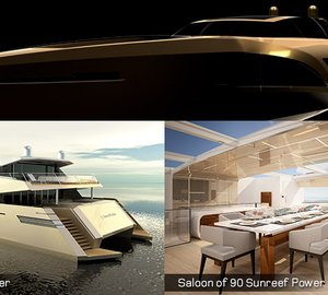 Six Sunreef Yachts to be displayed at Cannes Boat Show 2013
