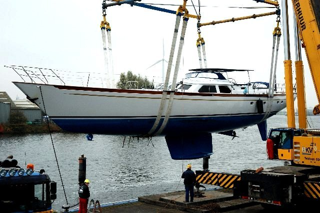 Wavelenght Yacht to be re-launched by Holland Jachtbouw