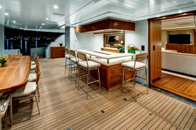 Yachting Developments Yacht Quintessential - Interior