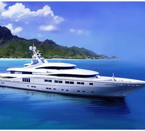 Yacht Secret – a Superyacht of 82M by Abeking & Rasmussen