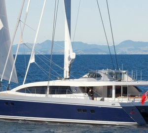 Luxury yacht QUINTESSENTIAL demonstrating a great success of NZ companies
