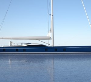 Holland Jachtbouw to start construction of 46m Tripp Design Yacht at the end of this summer